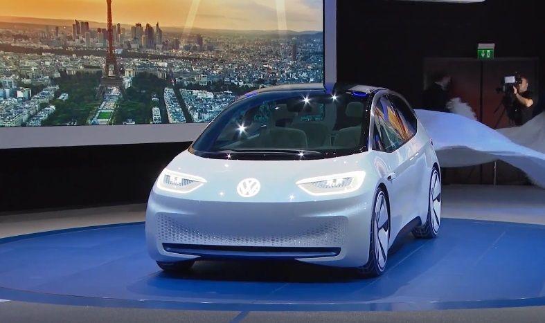 Германия бросила вызов США в создании беспилотных авто