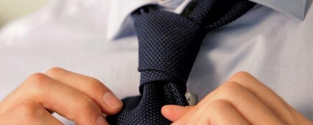 Носить галстуки вредно для здоровья