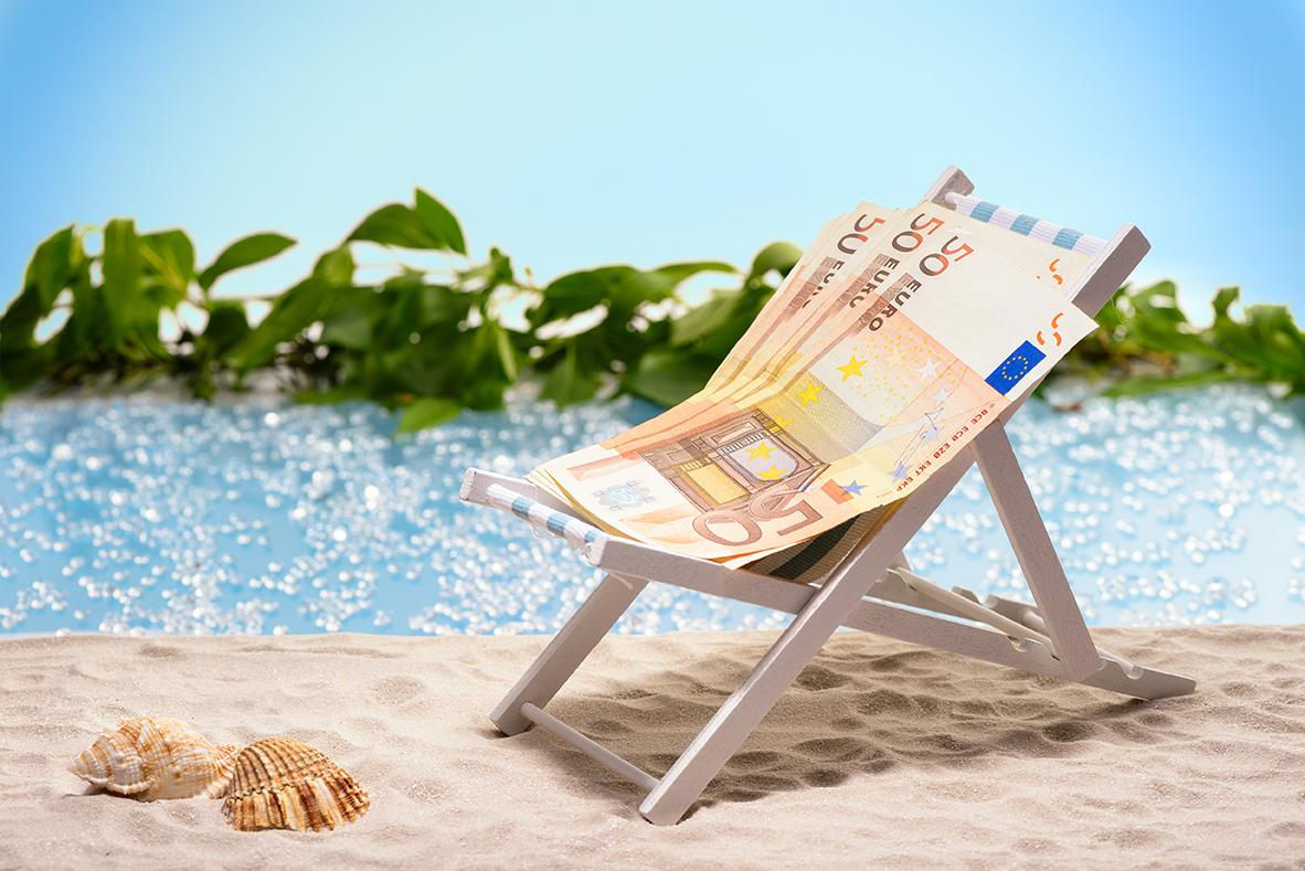 Каждый шестой немец не имеет средств на поездку в отпуск