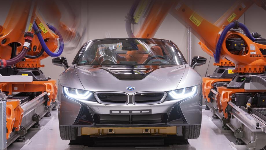 Компания BMW внедрила томографию автомобилей
