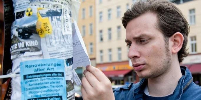 Что могут рассказать частные объявления о жителях Берлина...