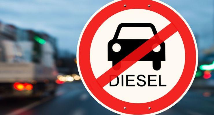Суд обязал власти Берлина ограничить движение старых дизельных машин
