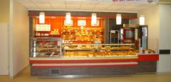 Требуется продавец в кафе Baeckerei