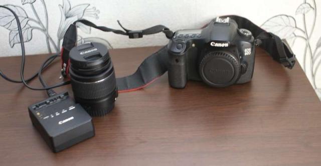 Продам фотоаппарат Canon EOS 60D