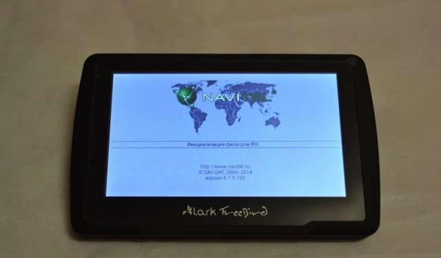 Продам  GPS навигатор Lark FreeBird