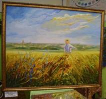 Художник, преподаватель познакомится с коллегами в германии