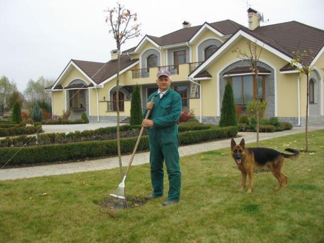 Уход и содержание загородного дома