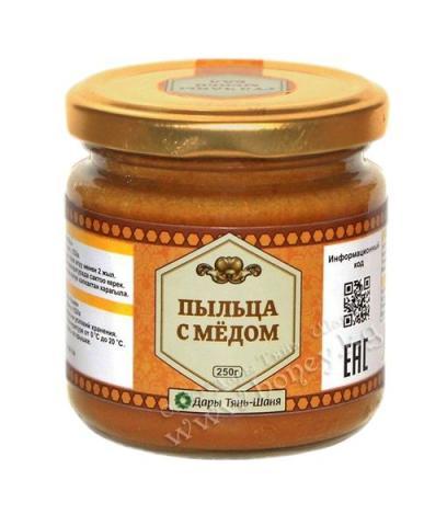Пыльца с мёдом / 250 гр