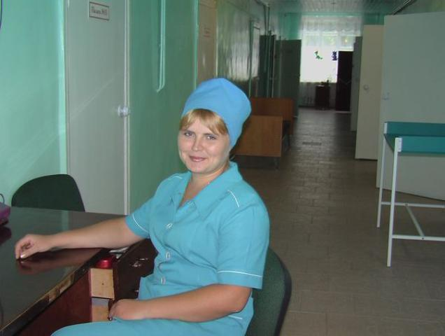 Krankenschwester auf der suche nach arbeit