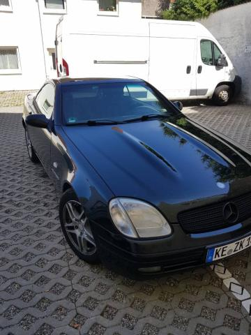 Mercedes slk 230 tüv bis märz 2020