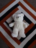 Продам одеяло вязаное детское