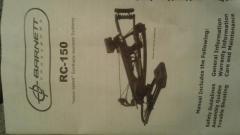 Arbalet barnett rc-150