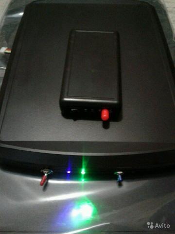 Ретранслятор криптограббер