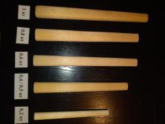 Рукоятки деревянные для инструмента оптом
