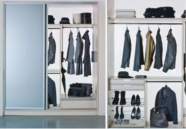 Шкафы купе, гардеробы на заказ