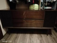 Grundig radio stereo-konzertschrank rossini cs300