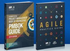 Книги pmi pmbok 6 и agile на русском, английском и немецком