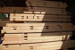 Brettschichtholz aus mittelrussland