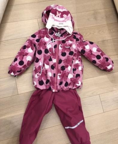 Продам детский весенний костюм