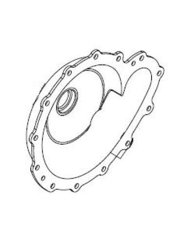 Spiral housing