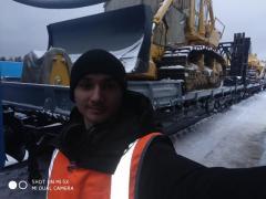 Машинист железнодорожного крана edk 300/2, edk 2000, edk 300/5