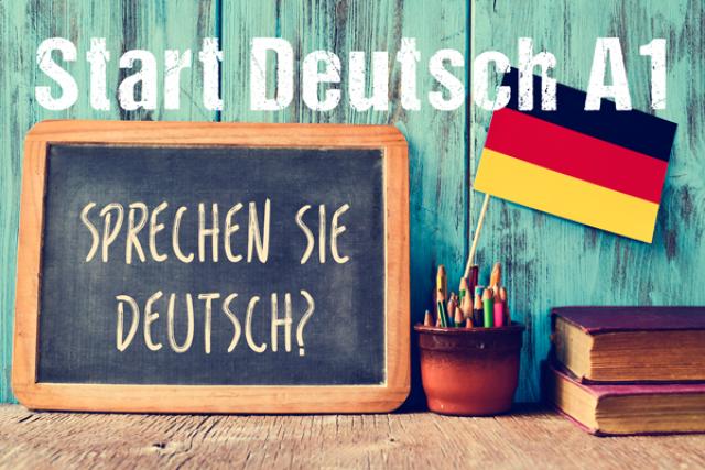 Репетитор немецкого языка start deutsch a1
