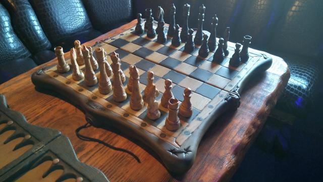 Шахматы эксклюзив