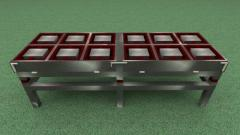 Виброоборудование для производства заборов