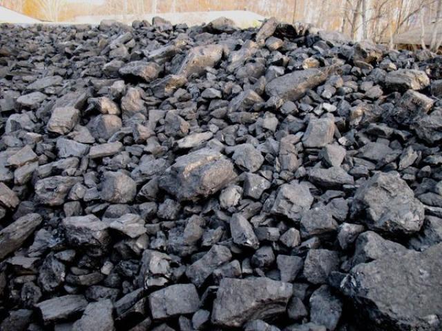 Уголь, каменный, кокс, навалом и в мешках