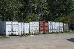 Предлагаем контейнеры 20 и 40 фут. Б/у