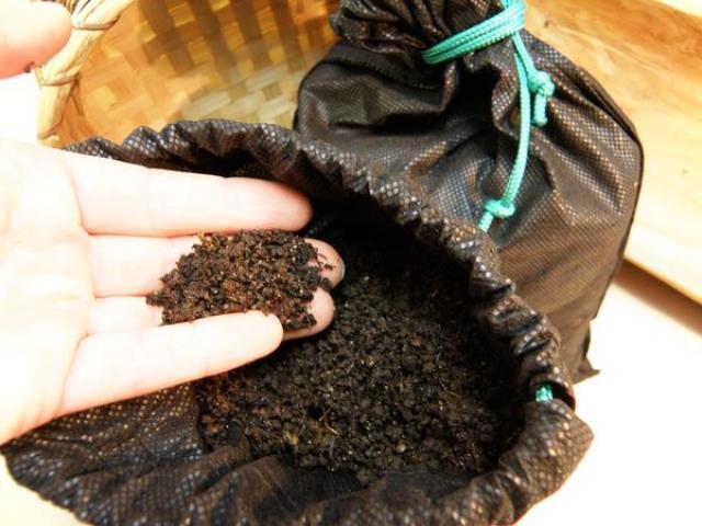 Биогумус - эффективное органическое удобрение для вашей земли