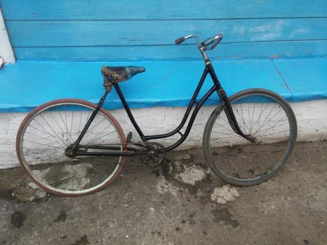 Fahrrad seidel & naumann