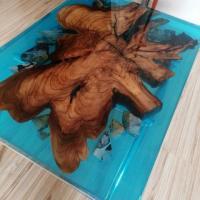 Продам эксклюзивную мебель ручной работы из ценных пород дерева.