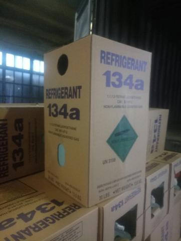 Продаж фреон r134a для автокондиционеров