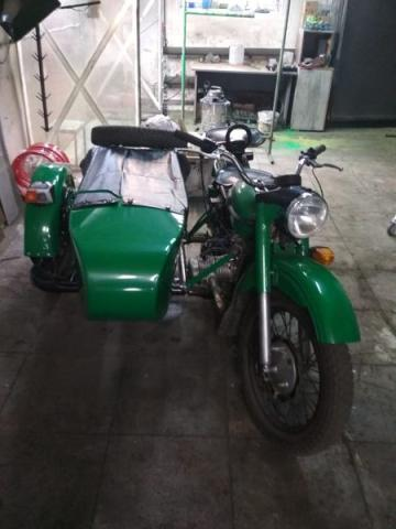 For sale: motocycle ural
