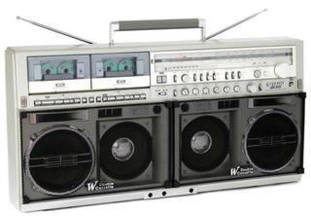 Ich kaufe (ich kaufe vintage radio) radiorecorder 75-95 baujahr