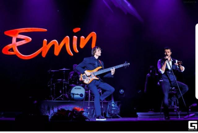 2 билета на концерт emin 12 сентября 300€