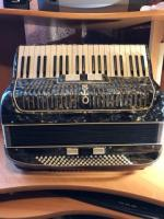 Friedrich topel a. G. Oberpolnit аккордеон