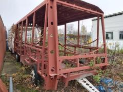 3000 €металлические вагоны в латвии
