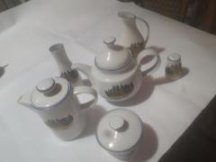 Чайно-кофейный сервиз, подарочный
