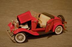 I will sell model ford v8 1932. Scale 1/24