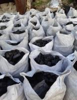 Export of charcoal
