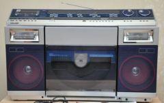 Tape recorder, vintage sharp vz-v2...