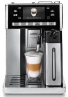 Кофеварка кофемашина de'longhi primadonna exclusive esam 6900 m. Кофе капучино эспрессо