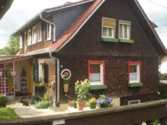 Недорогой дом в районе Франкфурта с большим участком.
