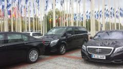 Персональный VIP- водитель с машиной в Германии и Европе.