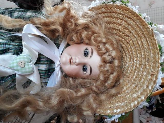 Антикварные куклы