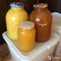 Мед цветочный 100 % натуральный без добавок