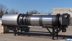 Зерносушилка барабанного типа cimbria dantoaster dtf30/ 9000