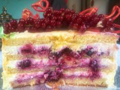 Индивидуальный торт по вашему заказу!